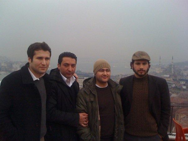 Soldan Sağa: Gökhan Şimşek, Nurdal Durmuş, Selçuk Küpçük, Yunus Emre Tozal