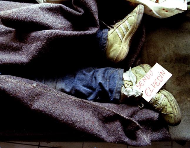 Srebrenica katliamı