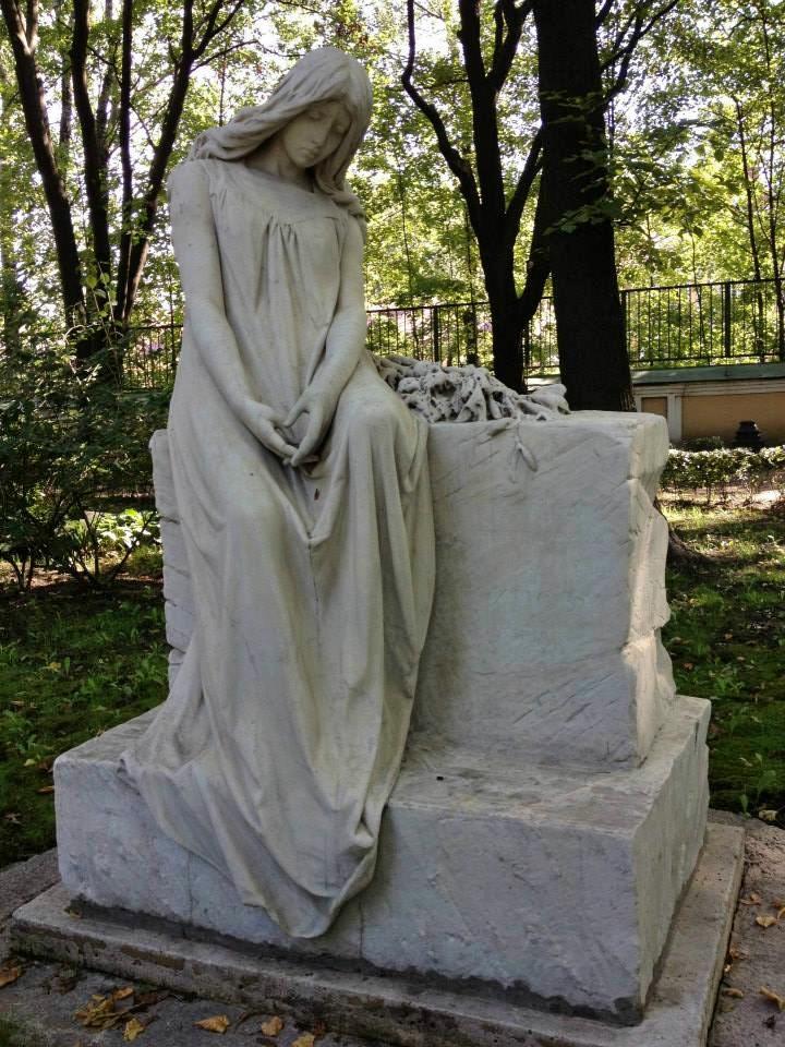 rusya dostoyevski mezarlığı